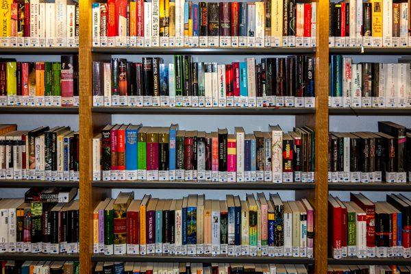 Bibliothèque Tony Bourg